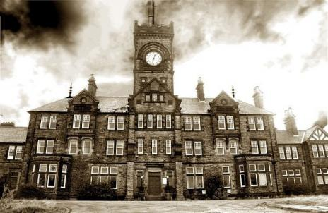 10 Most Sinister Abandoned Mental Hospitals