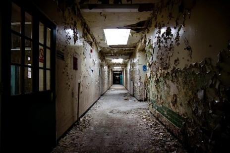 10 Most Sinister Abandoned Mental Hospitals Weirdlyodd Com