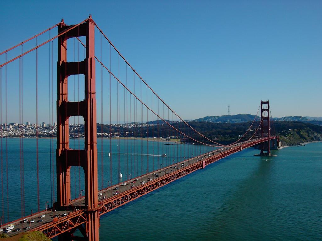 Golden gate bridge – usa