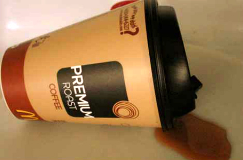 COFFEE BURNS by Karen Paterson