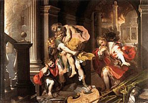 Will of Aeneid Vergil