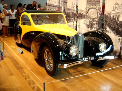 Bugatti Atlante Type 57S