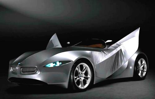 BMW GINA Light Visionary Model Car