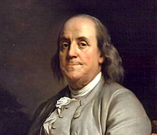 Will of Benjamin Franklin