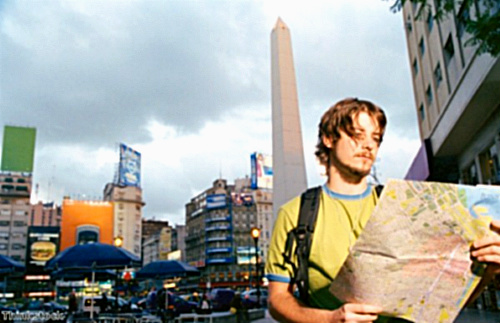Backpacking Through Argentina