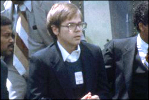 Stalker John Hinckley Jr.