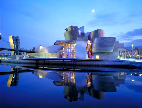 Marques De Riscal in Spain