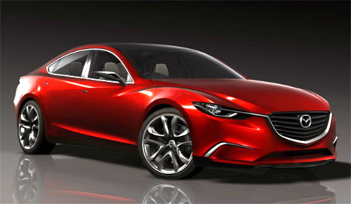 Concept Car Mazda Takeri