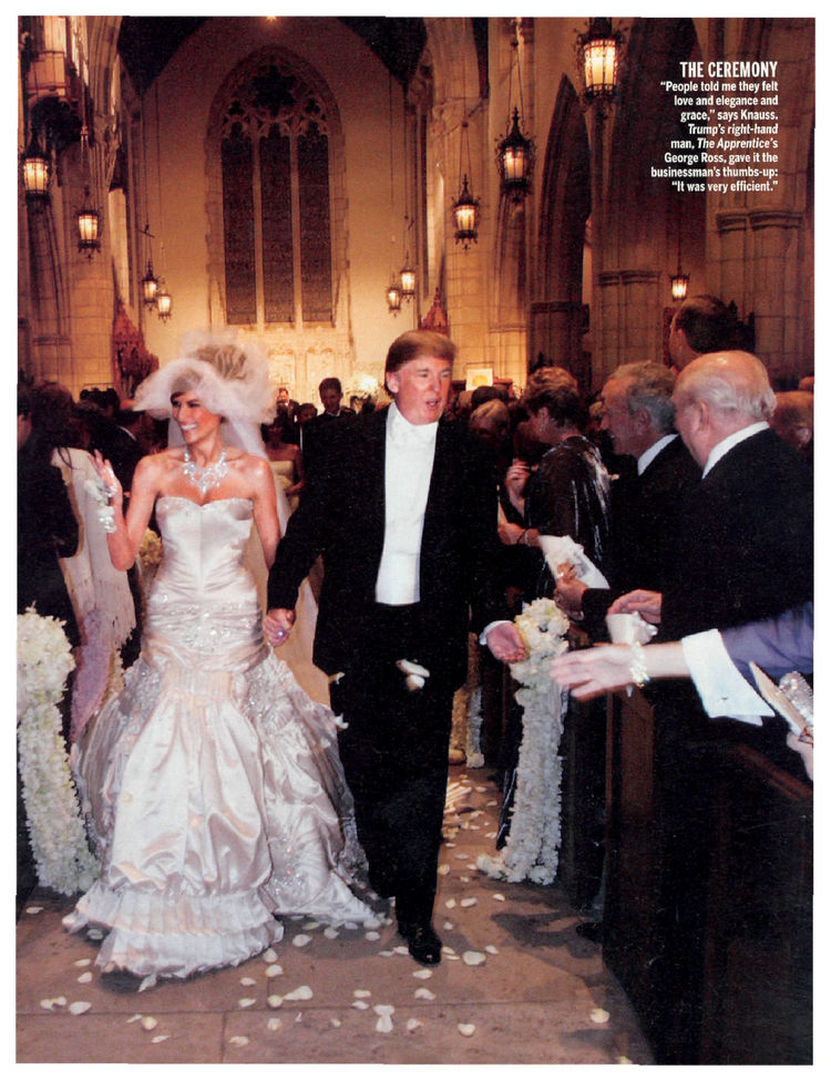 Top 10 most expensive and amazing wedding dresses in the for Melania trump wedding dress