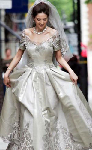 Top 10 Most Expensive And Amazing Wedding Dresses In The World