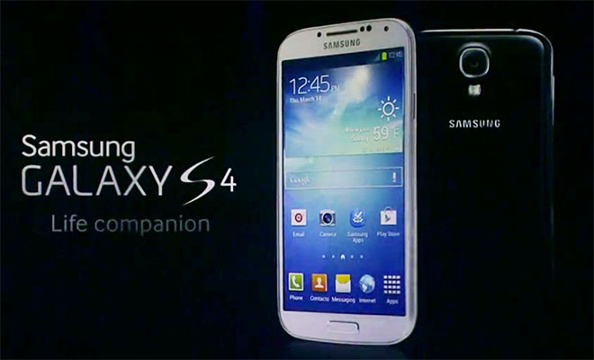 5 Reasons to buy Samsung Galaxy S4