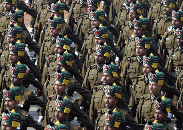 Top Largest Armies In The World - World's most powerful military countries 2013