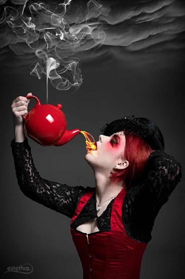 Tea Overdose