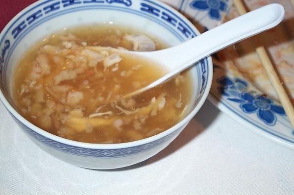 The Bird's Nest Soup