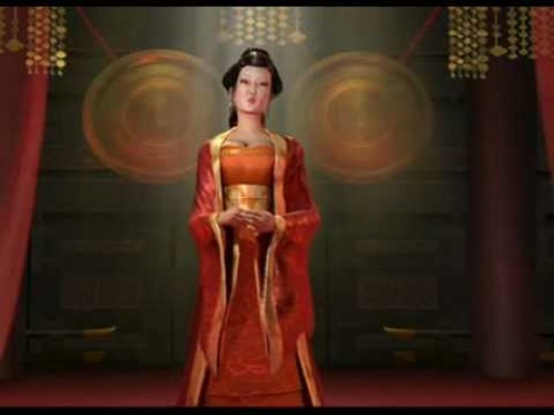 Wu Zetian-The Enchanting Empress