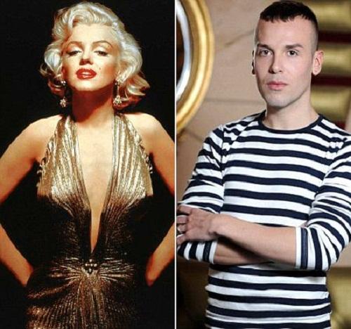 Chris Vicens-Marilyn Monroe