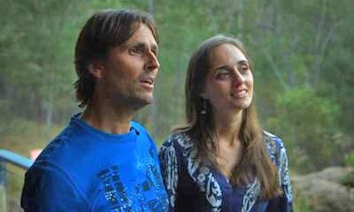 The Australian Couple-Jesus