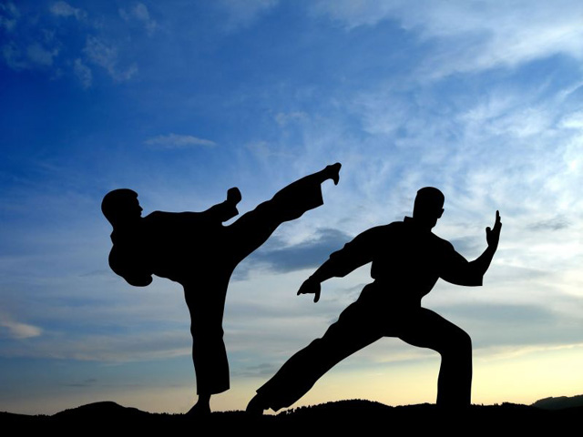 martial arts myths