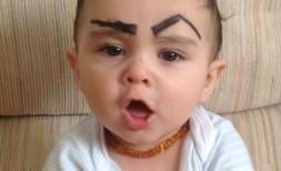 babies-with-eyebrows-funny-dumpaday-19