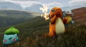 Pokemon-Unreal-Engine-4