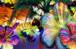 Colorful Art Desktop Background