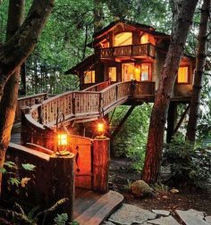 9 Incredibly Cool and Weird Dream Homes