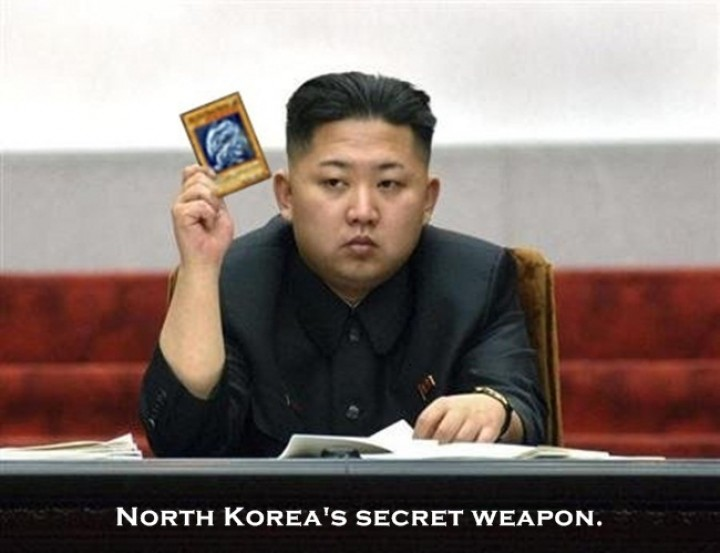 10 MOST FUNNY PICTURES OF KIM JONG UN