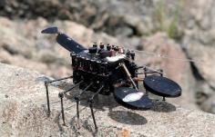 Top Ten Coolest Home Made Robots
