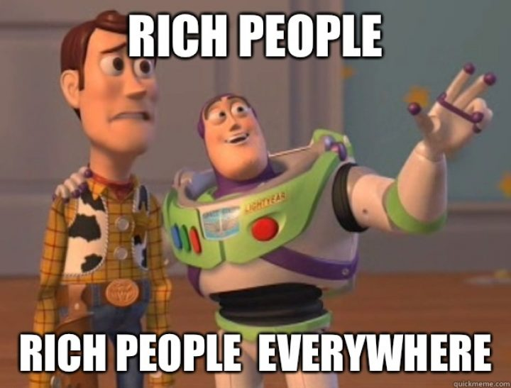 10 Things Rich People Do That You Might Do