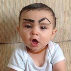 8 Girls With Freaky Eyebrows