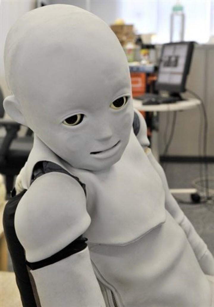 6 Human looking Robots