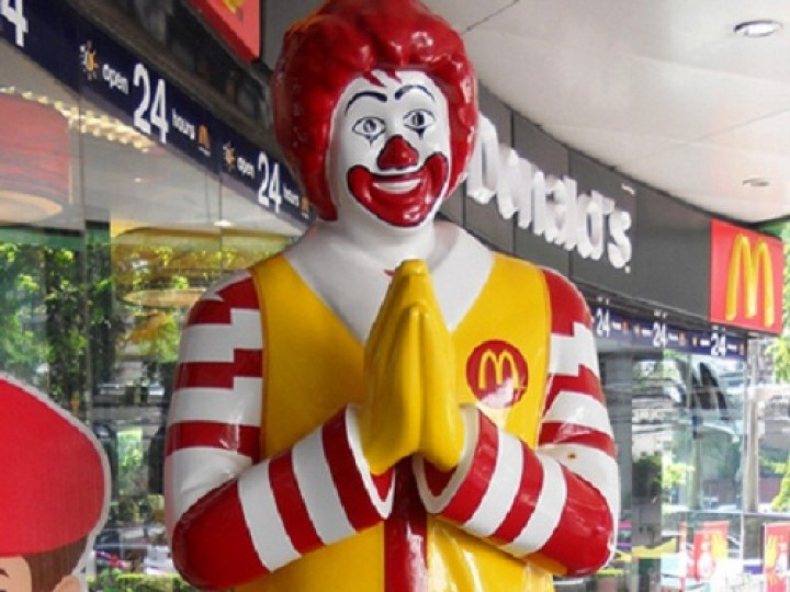 People Who Went Mad After Eating At McDonalds