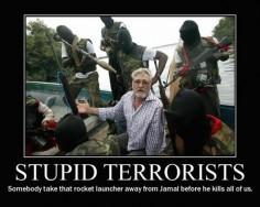 The Dumbest Terrorists on Earth