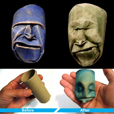 5 coolest uses of toilet roll for Things to do with empty toilet paper rolls