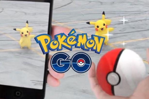 Dangerous Pokemon Go Side Effects