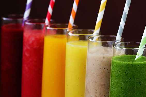 10 Weird Slimming Smoothies You Can Make at Home